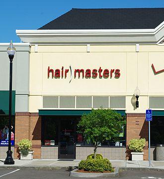 Regis Corporation - A HairMasters location in Hillsboro, Oregon