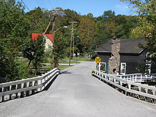 Halcottsville, New York Hamlet in New York, United States