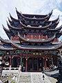 Hall of Ksitigarbha, Gaoming Temple.jpg