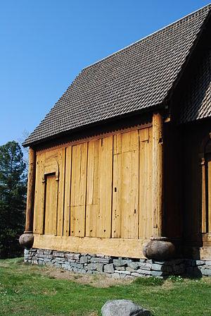 Haltdalen Stave Church - Haltdalen Stave Church at Sverresborg Trøndelag Folkemuseum