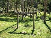 Hanging Rock Cemetery