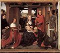 Hans Memling - Triptych of Jan Floreins (central panel) - WGA14893.jpg