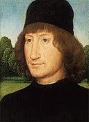 Hans Memling Retrat d'un home Sforza secondo Sforza.jpg