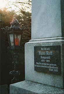 Hans Rott Gedenktafel Zentralfriedhof Wien.jpg
