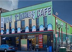 Galaxy Cafe South Austin Tx