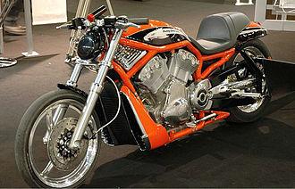 Harley-Davidson VRSC - Image: Harley Davidson V Rod Destroyer