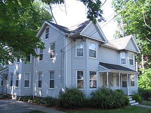 Harnden–Browne House - Harnden–Browne House