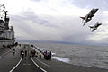 Harriers Leave HMS Ark Royal For Final Time MOD 45152142.jpg
