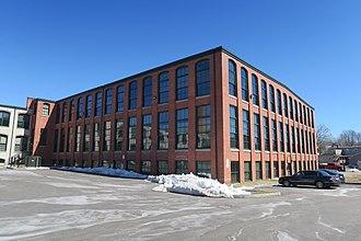 Harris, Rhode Island - Harris Mill Lofts