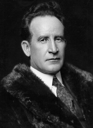 Harry Oakes - Oakes in 1925