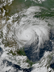 Uragano Harvey 2017