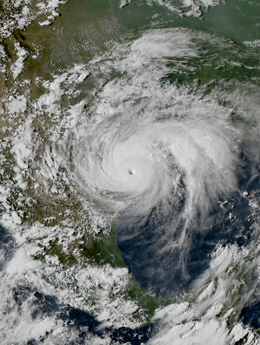 Image of Hurricane Harvey