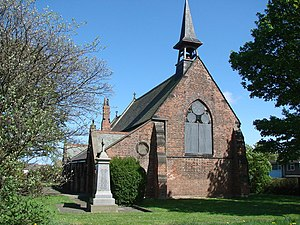 Haswell, County Durham - Image: Haswell Church geograph.org.uk 419444