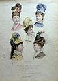 Hattmode. Modeplansch från 1874 - Nordiska Museet - NMA.0032512.jpg