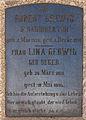 Hauptfriedhof Karlsruhe, Grabmal von Robert Gerwig im Campo santo 3.jpg