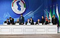 Heads of State of Caspian littoral states signed Convention on legal status of Caspian Sea in Aktau 6.jpg