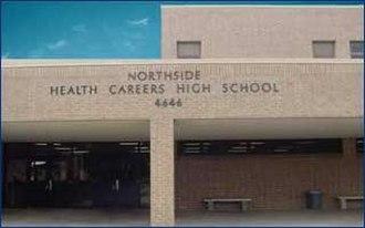 Northside Health Careers High School - Image: Health Careers