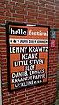 Hello Festival promotional poster, Winschoten (2019) 02.jpg