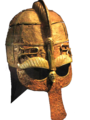 Helmet from a 7th century boat grave, Vendel era brighter.png
