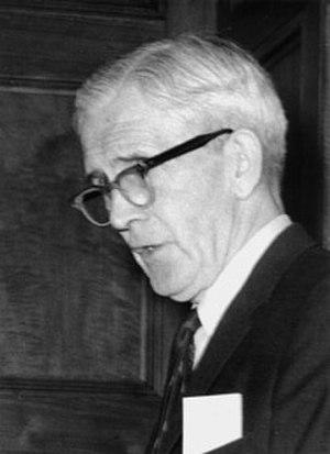 Henry DeWolf Smyth - Smyth in later years