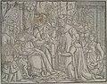 Henry IV surrendered to Pope Gregory VII.jpg