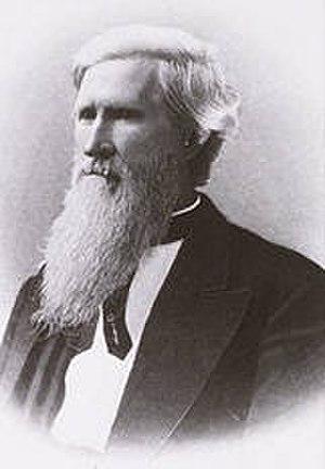 Henry Massey Rector - Image: Henry Massey Rector