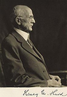 Henry Mills Hurd American psychiatrist