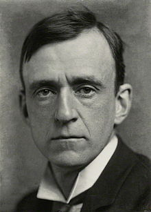 Henry Tonks, photograph by George Charles Beresford, 1902
