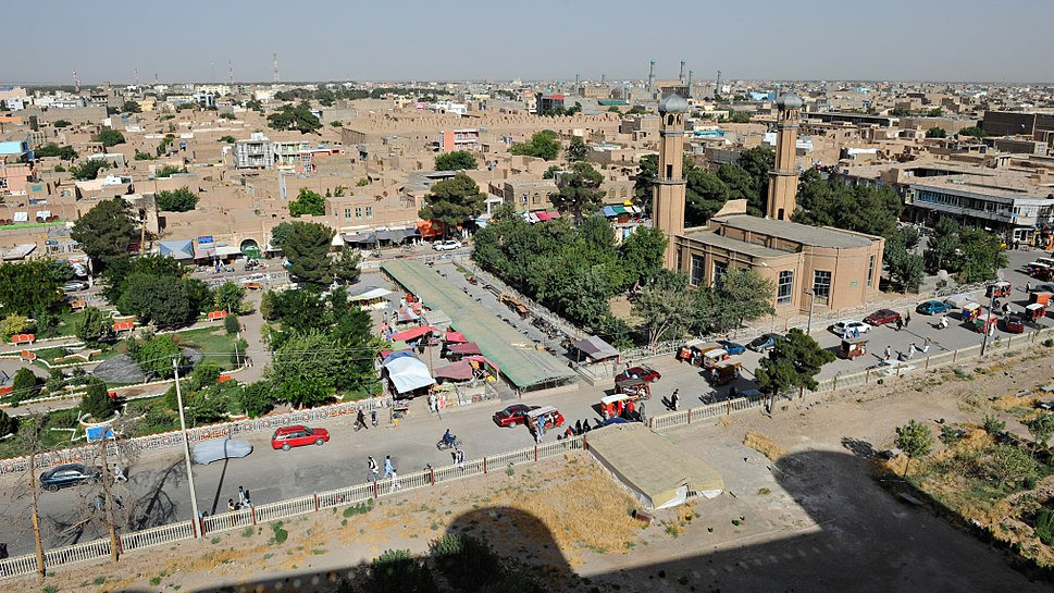 Herat in June 2011-cropped