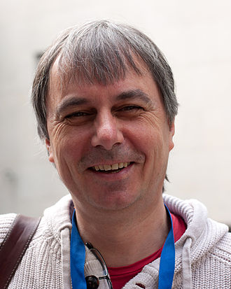 Herbert Edelsbrunner - Herbert Edelsbrunner at SoCG 2011