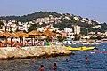 Herceg - Novi, city beaches. Городские пляжи - panoramio.jpg