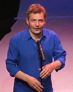 Herman Finkers Dutch comedian