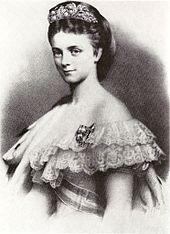 Herzogin Sophie in Bayern (Quelle: Wikimedia)