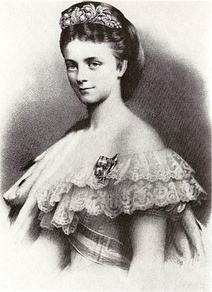 Duchess Sophie Charlotte in Bavaria