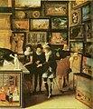Hieronymus Francken (II) - Die Kunsthandlung des Jan Snellinck in Antwerpen - Detail.jpg
