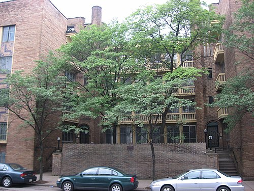 West Liberty Apartments