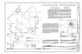 Highline Extension Canal, Denver, Denver County, CO HAER COLO,16-DENV.V,2- (sheet 1 of 2).png