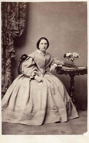 Hilda Sjölin - Hilda Sjölin Ida Hultgren in 1863