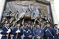 Historic reenactors at the Shaw Memorial (bc0b01be-8701-4e62-8fc9-32765dc3d671).jpg