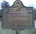 Historical Marker - Georgia - Summer Home of Joseph Habersham.jpg