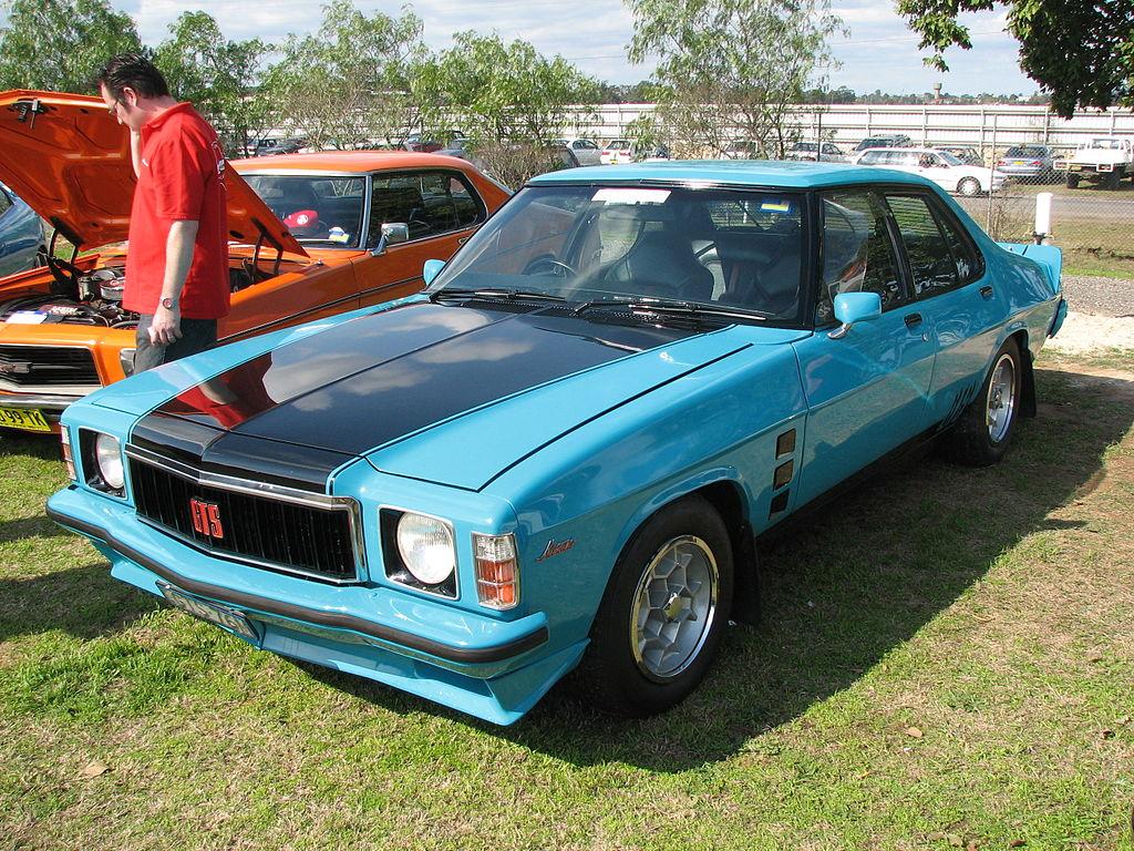 The Infamous Holden Monaro