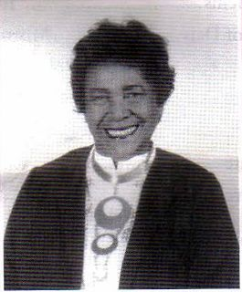 First Black female Mayor, 1958