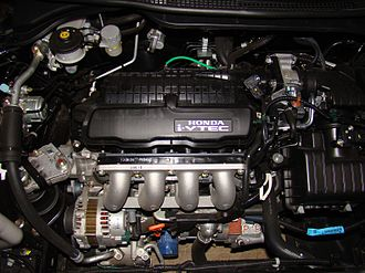 Honda L engine - L13Z1 i-VTEC in Fifth Gen Honda City Pakistan
