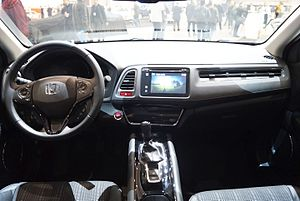 Honda HR-V - Interior