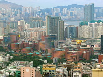 Hong Kong Polytechnic University - Hung Hom campus