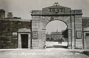 Horfield Barracks - Horfield Barracks