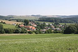 Horní Smržov - View from northeast.jpg
