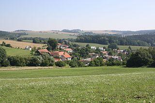 Horní Smržov Municipality in South Moravian, Czech Republic