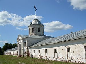 Gavrilov Posad - Horse stables in Gavrilov Posad