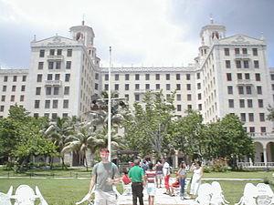 Hotel Nacional de Cuba - Image: Hotel Nacionalde Cuba